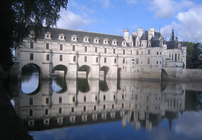 Chateau at Chenonceaux